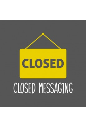 Closed Messaging