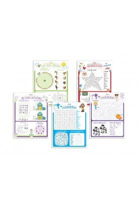Chiropractic Activity Sheets - Combo Pack