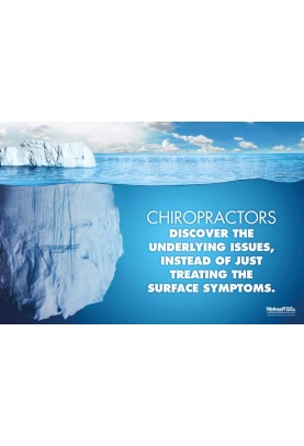 Chiropractors Discover Underlying Issues Poster