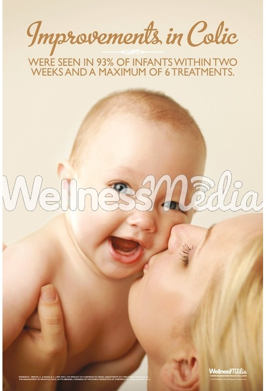 Improvements in Colic Poster