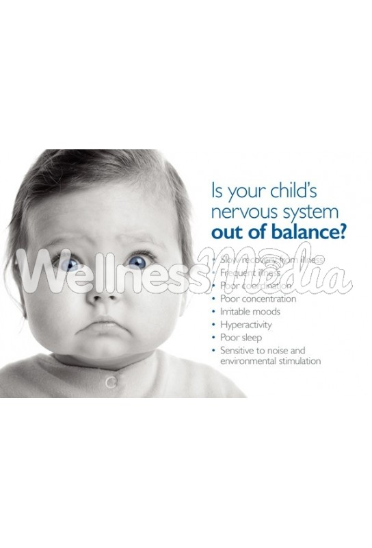 Child Out of Balance Reactivation Postcard