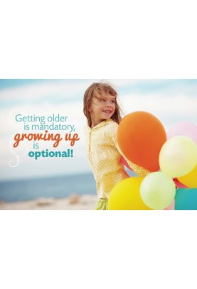 Growing Up Kid Birthday...