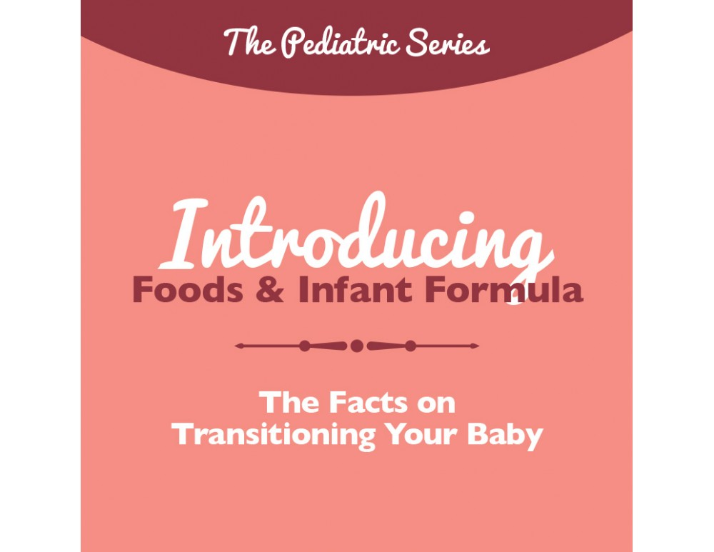 Introducing Foods And Infant Formula Brochure