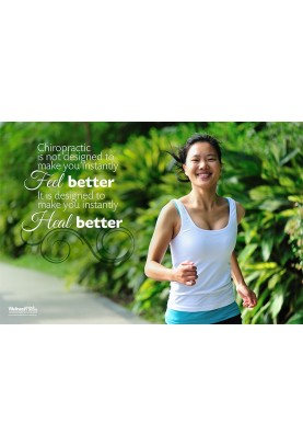 Instantly Heal Better Poster