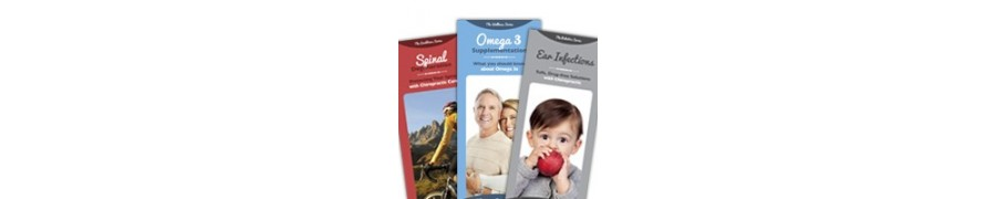Chiropractic and Wellness Brochures