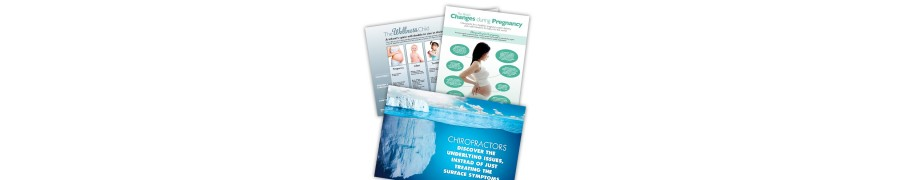 Chiropractic and Wellness Posters