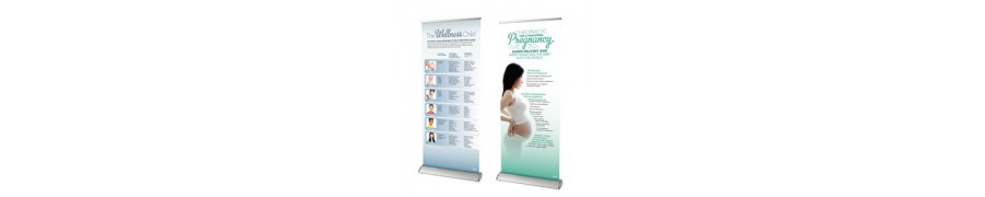 Chiropractic Retractable Banners