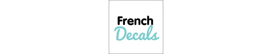 French Decals