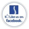 Chiropractic Office Stickers