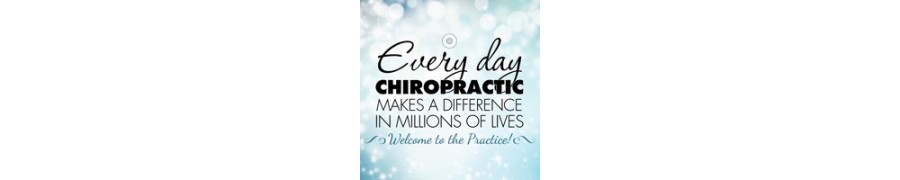 Chiropractic Welcome Postcards